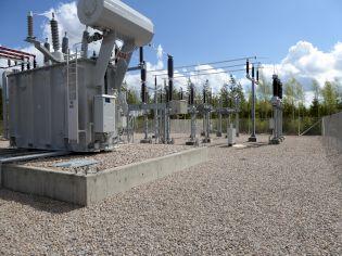 110–400 kV substations